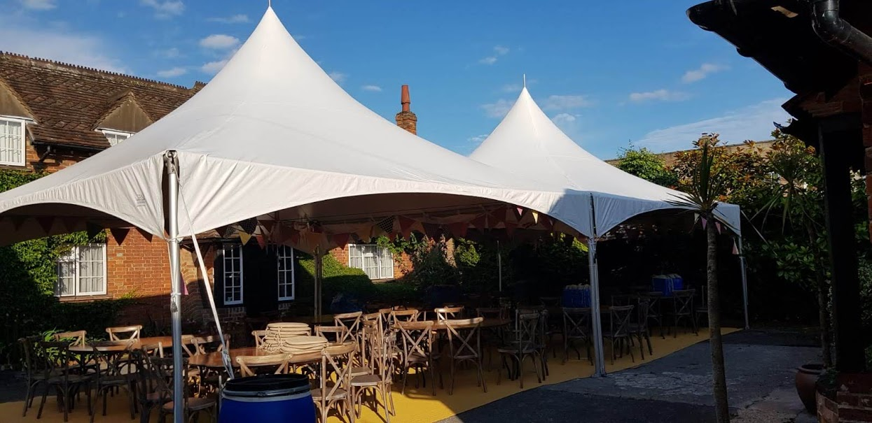 Chinese Hat Small Marquee Hire